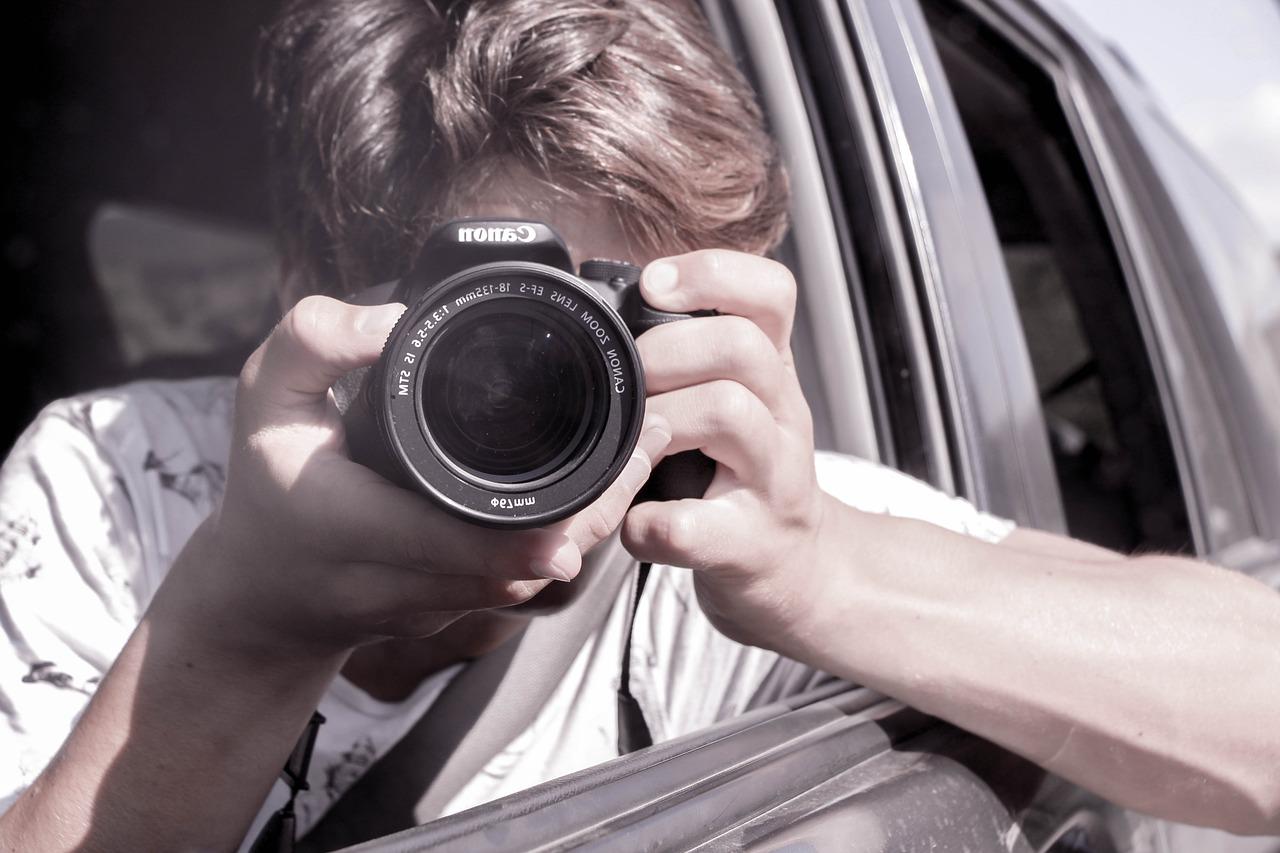 selfie, about us, car